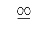uplo-op la t-shirt porta occhiali